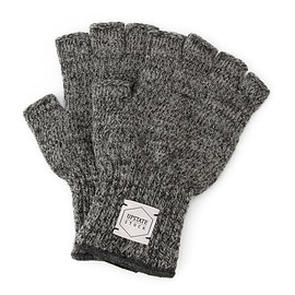 UPSTATE STOCK - FINGERLESS RAGG WOOL GLOVES