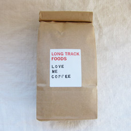 LONG TRACK FOODS - COFFEE
