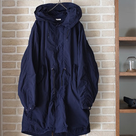 COMOLI - Hooded Parka