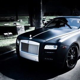 ROLLS ROYCE - GHOST