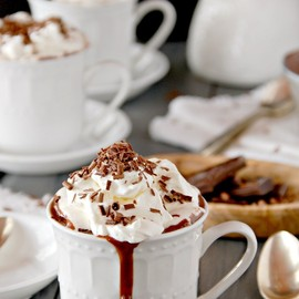 The Kitchen McCabe - Thick Spiced Italian Hot Chocolate
