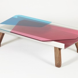 galerie kreo - dragon fly table/ hella jongerius