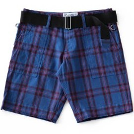PEEL&LIFT - Tartan Army Shorts (ellot clan)