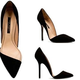 Zara - Zara Asymmatric Shoes