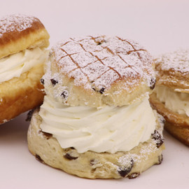 Dunn's bakery - Fresh Cream Scone
