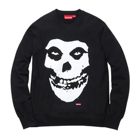 Supreme - The Misfits® Crewneck Pullover