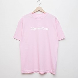 cup and cone - Ice Cream Tee - Peach