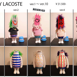 T9G - SHYLY LACOSTE 1~5