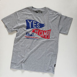 Peregrine Furniture - Yes We Camp!® T shirts