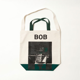 TACOMA FUJI RECORDS - BOB TOTE BAG designed by Tomoo Gokita