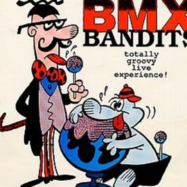 BMX Bandits - Totally Groovy Live Experience !