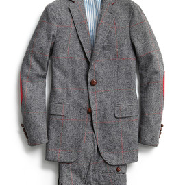 GANT by MICHAEL BASTIAN - Glen plaid suit