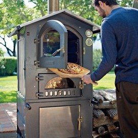 Williams-Sonoma - Fontana Gusto Wood-Fired Outdoor Oven