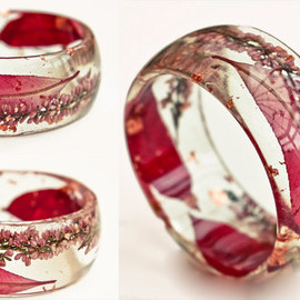Etsy - Red Robin bangle
