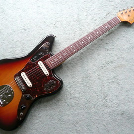 Fender Japan - JG66-75 Jaguar E-serial