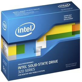Intel - SSD 320 Series 2.5inch 300GB / SSDSA2CW300G3K5