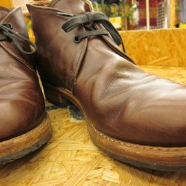 RED WING - 9017 / BECKMAN CHUKKA BOOTS