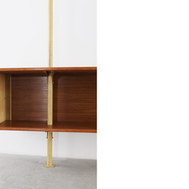 Jean Prouvé - Suspended cabinet, Ferembal house, Nancy, Unique Piece,ca1948