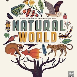 Amanda Wood&Milk Jolley - Natural World-NEW BOOK!