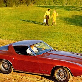 Ford - Cougar II