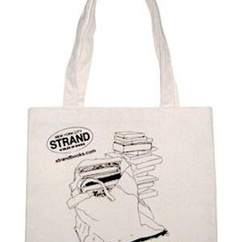 STRAND - Tote Bag:David Hockney