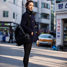 On the Street….. - Hongdae, South Korea