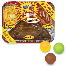 Accoutrements - TV Dinner Gumballs