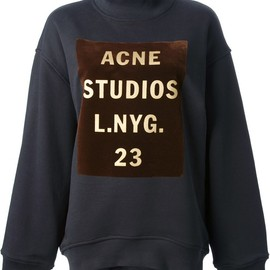 ACNE - 'Beta' sweatshirt