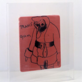 "Paul McCarthy - ""TRANS Magazine 8"" Novelty  Chewing Gum"
