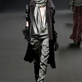 Haider Ackermann - Fall 2011