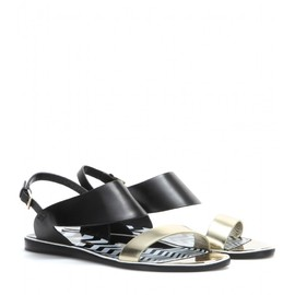 NICHOLAS KIRKWOOD - Leather sandals