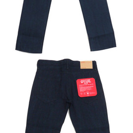 WTAPS - WTAPSBLUES.VS.RAWTROUSERS.COTTON.DENIM.RAW(デニムパンツ)INDIGO244-000573-000-【新品】【smtb-TD】【yokohama】