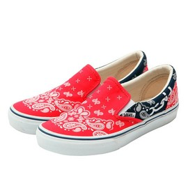 X-girl - X-girl × VANS SLIP-ON