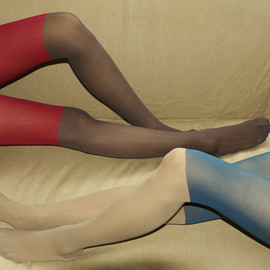 Onyva - 2tone Tights