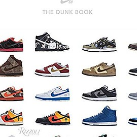 Sandy Bodecker, Jesse Leyva - Nike SB: The Dunk Book
