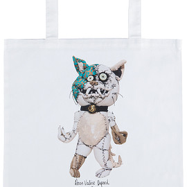 MEDICOM TOY - Anne Valerie Dupond × MAMES TOTE BAG A