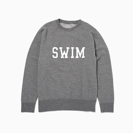 THE POOL AOYAMA - SWIM SWEAT PULL OVER