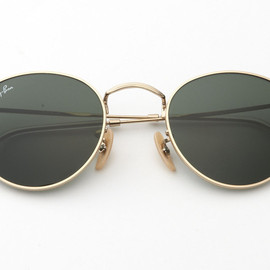 Ray-Ban - Sunglasses RB3447 Round Metal