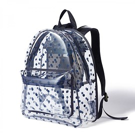 """HEAD PORTER - """"MONTAGE"""" DAY PACK NAVY"""