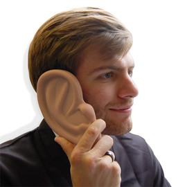 thumbsUp! - Ear iPhone Case