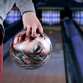 DV8 Bowling Products - Zombie Bowling Ball