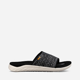 Teva - TERRA-FLOAT 2 KNIT SLIDE - Black -