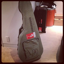 Neighborhood × Fragment Design - Acoustic Guitar Case