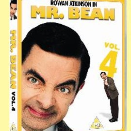Mr. Bean DVD4 Remastered for the first time