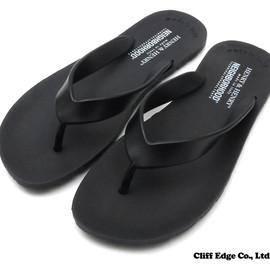 NEIGHBORHOOD - HENRY&HENRY/R-SANDAL(サンダル)BLACK292-000136-041-【新品】