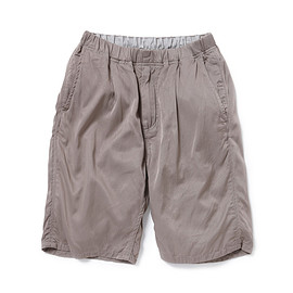 nonnative - MANAGER EASY SHORTS RELAX FIT R/C TWILL