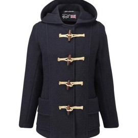 Gloverall - short duffle coat
