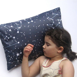 SewnNatural - Goodnight Galaxy Pillow Sham Cover