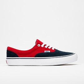 Vans - VANS - ERA PRO Navy / Red Suede 50TH inspired by Stacy Peralta