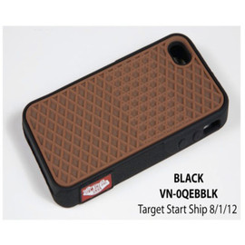 VANS - iPhone Case Black/Gum